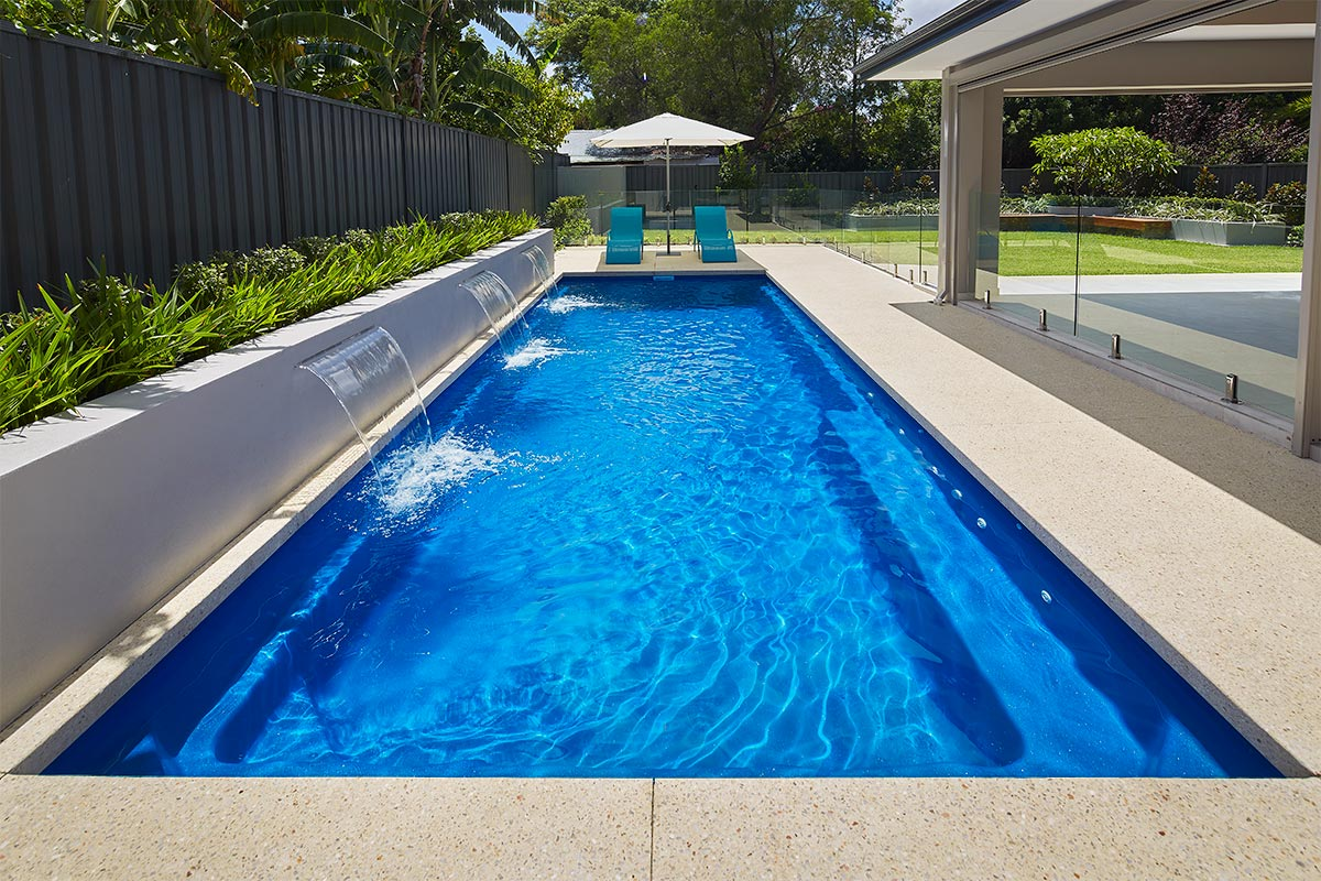 Pool Colour Pacific Shimmer