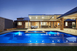 SPASA 2019 Gold Winner Pool & Spa Combo