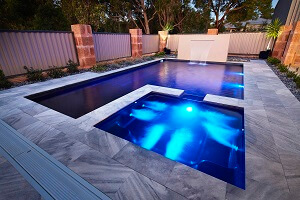 SPASA 2018 Bronze Winner Fibreglass Pool and Spa 2