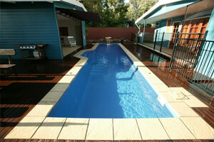 SPASA Award 2010 Bronze Lap Pool