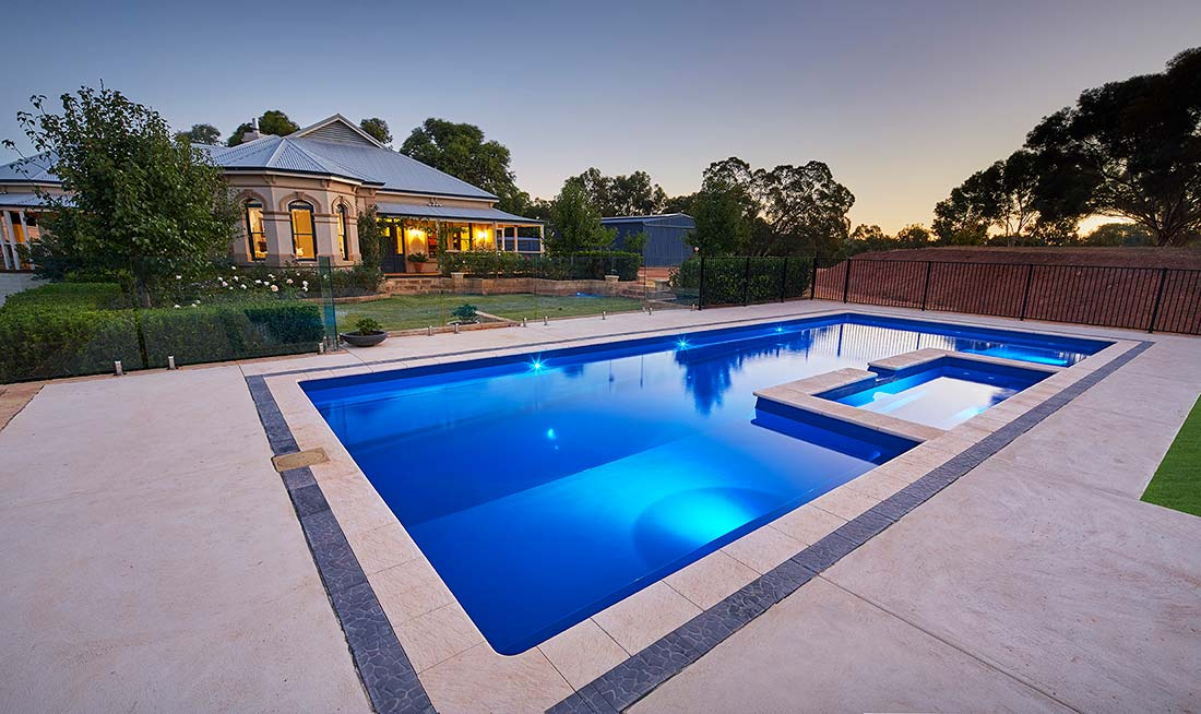Ocean Reef Manhattan Pool For Blog Of 4 Reasons Your Fibreglass Pool Is A Great Investment