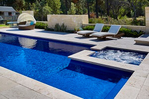 SPASA 2018 Silver Winner Fibreglass Pool and Spa 1