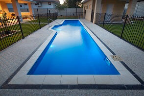 Commercial Fibreglass Pool 2