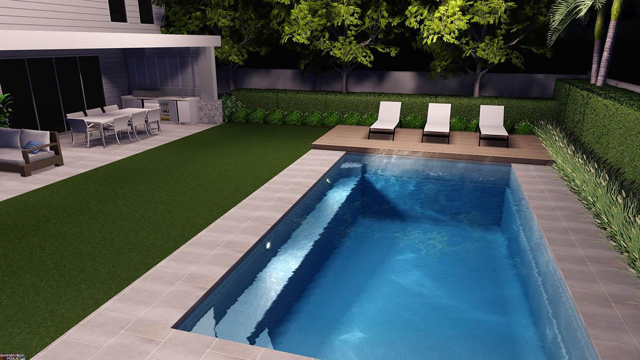 12.2m x 4.4mBrampton Pool