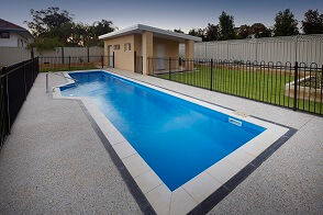 Commercial Fibreglass Pool