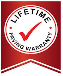 Lifetime Paving Warranty