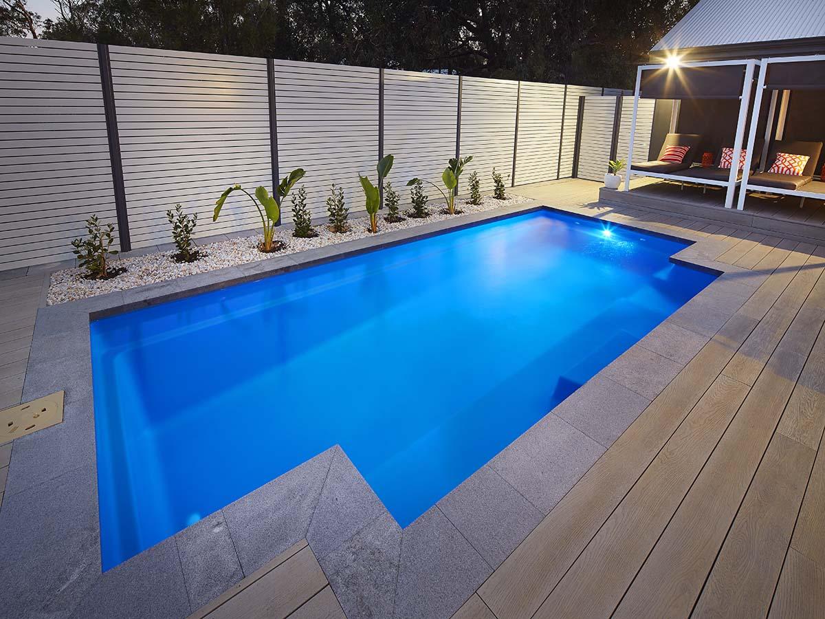 majestic slimline pool