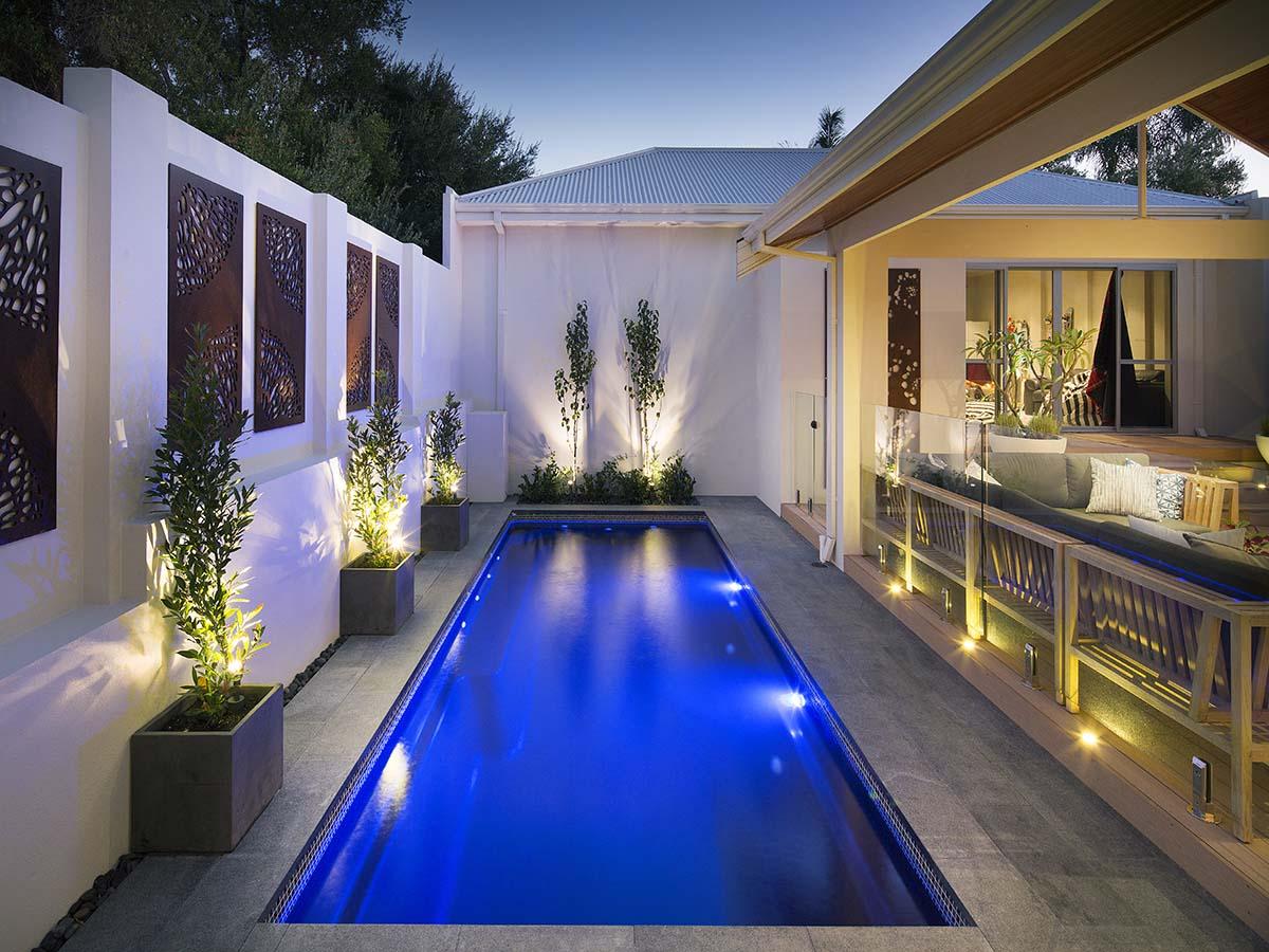 monaco slimline pool