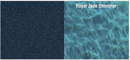 Royal Jade Shimmer Pool Colour