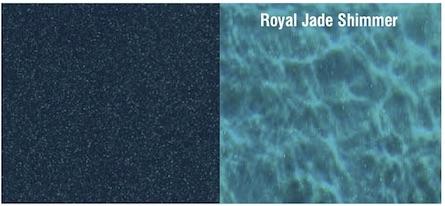 Royal Jade Shimmer Pool Colour