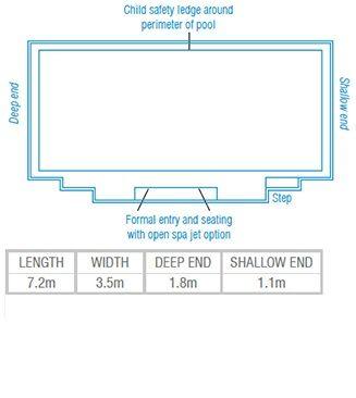 Venetian Slimline Diagram